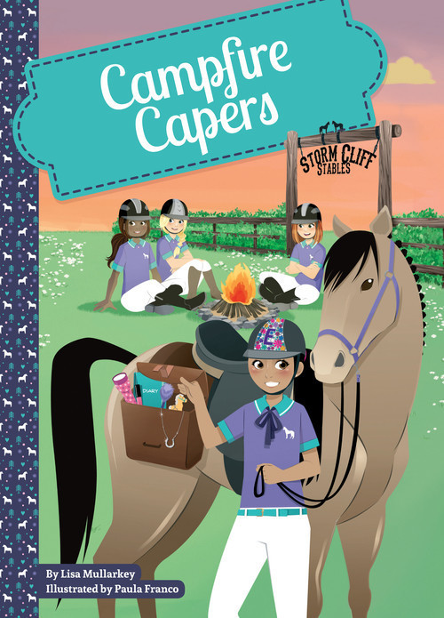 Cover: Campfire Capers