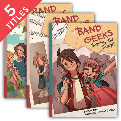 Cover: Band Geeks