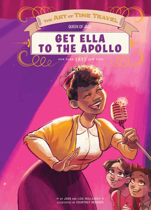 Cover: Get Ella to the Apollo
