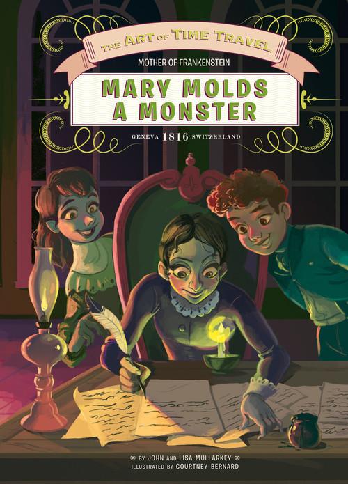 Cover: Mary Molds a Monster