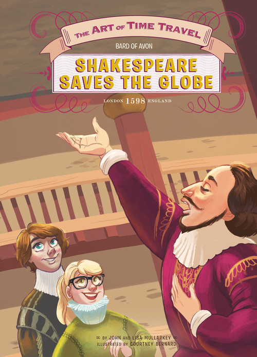 Cover: Shakespeare Saves the Globe