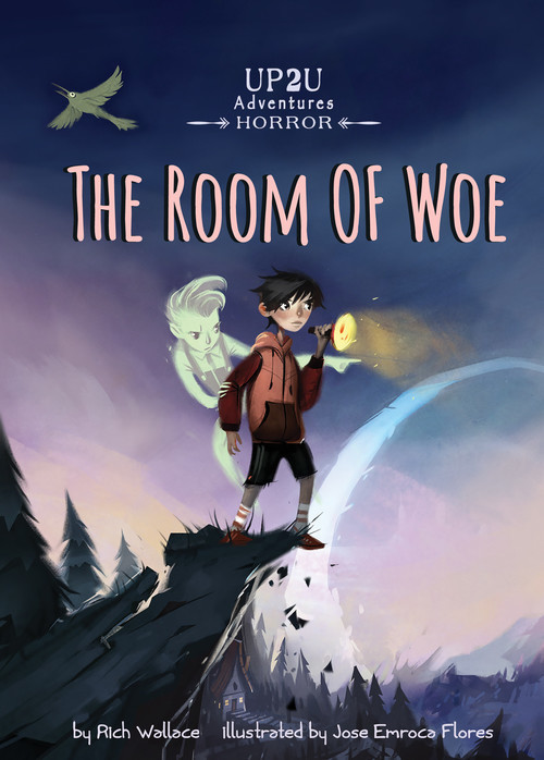 Cover: Room of Woe: An Up2U Horror Adventure