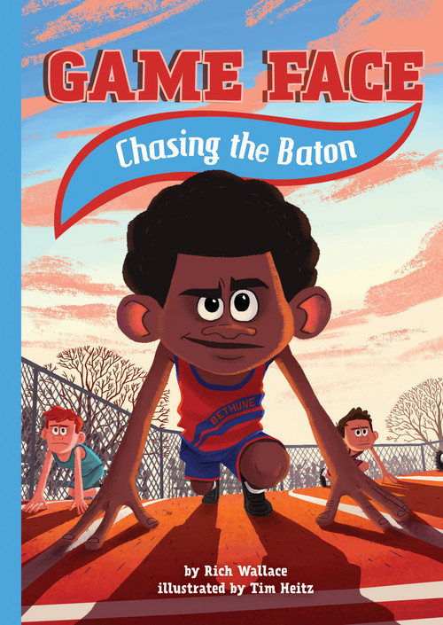 Cover: Chasing the Baton