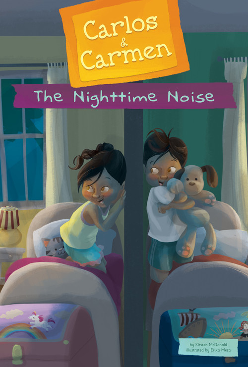 Cover: Nighttime Noise