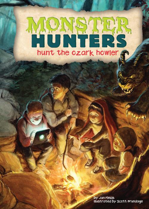 Cover: Hunt the Ozark Howler