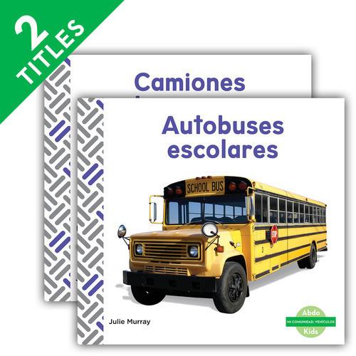 Cover: Mi comunidad: Vehículos (My Community: Vehicles) (Spanish Version)