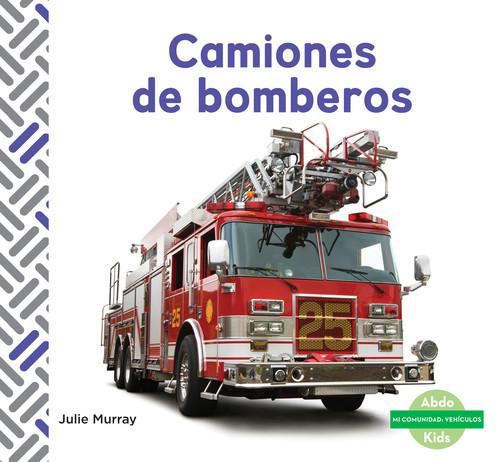 Cover: Camiones de bomberos