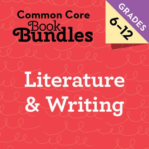 Cover: 6-12 Literature & Writing Bundle
