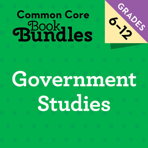 Cover: 6-12 Government Studies Bundle