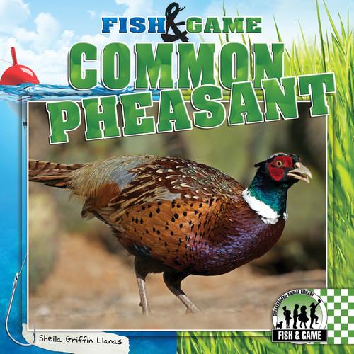 Cover: Common Pheasant