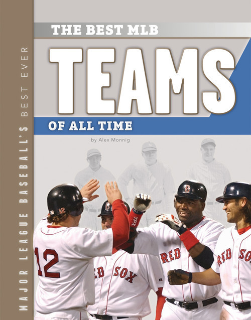 Cover: Best MLB Teams of All Time