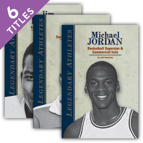 Cover: Legendary Athletes Set 2