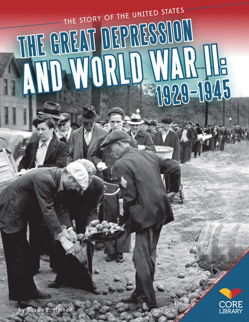Cover: Great Depression and World War II: 1929-1945