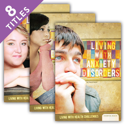 Cover: Living with Health Challenges Set 2