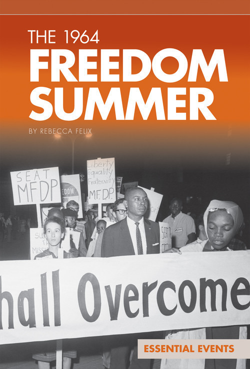 Cover: 1964 Freedom Summer