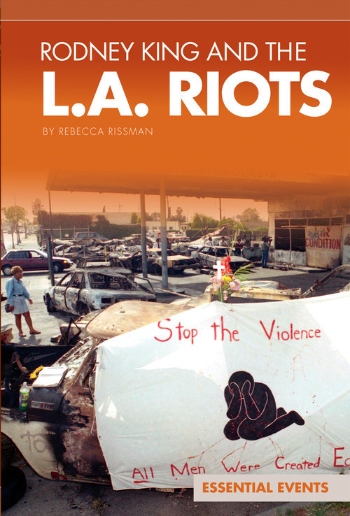 Cover: Rodney King and the L.A. Riots