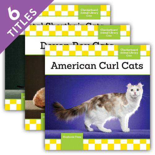 Cover: Cats Set 8