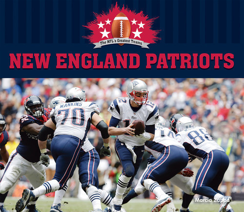 Cover: New England Patriots