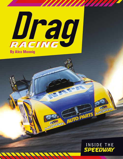Cover: Drag Racing