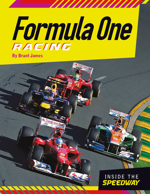Cover: Formula One Racing