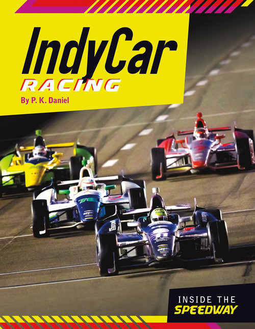 Cover: IndyCar Racing