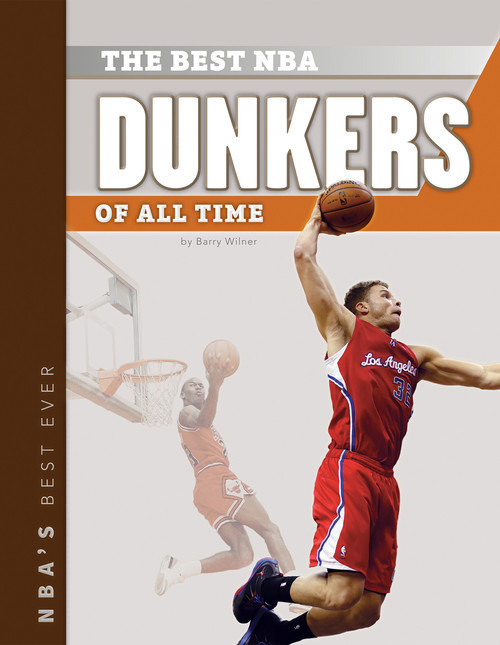 Cover: Best NBA Dunkers of All Time
