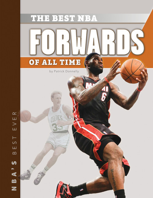 Cover: Best NBA Forwards of All Time