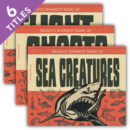 Cover: Biggest, Baddest Books Set 2