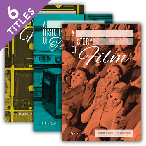 Cover: Essential Library of Cultural History