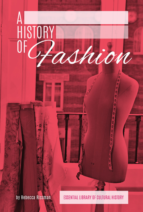 Cover: History of Fashion