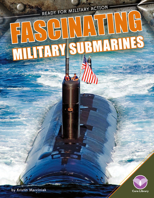 Cover: Fascinating Military Submarines