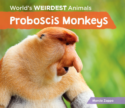 Cover: Proboscis Monkeys