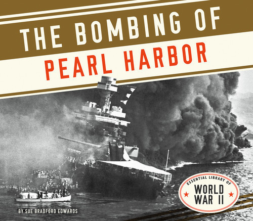 Cover: Bombing of Pearl Harbor