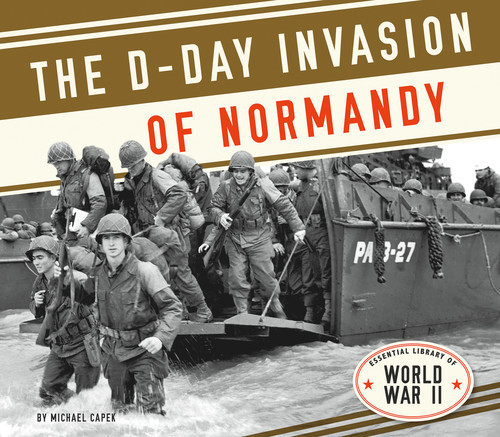 Cover: D-Day Invasion of Normandy