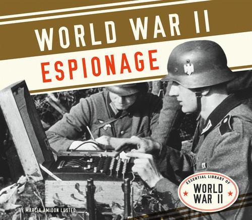 Cover: World War II Espionage