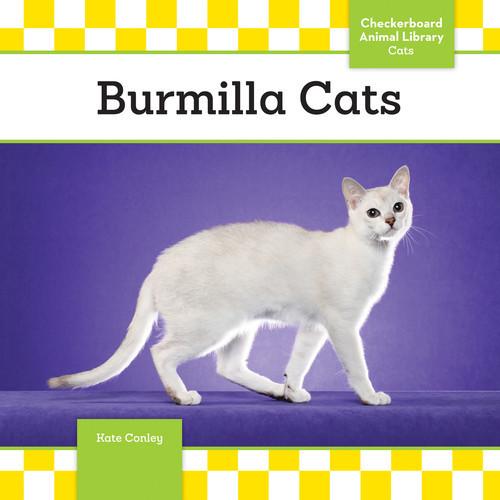 Cover: Burmilla Cats