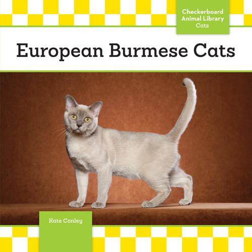 Cover: European Burmese Cats