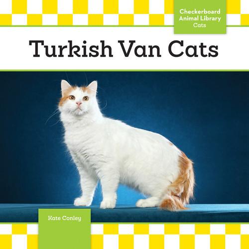 Cover: Turkish Van Cats