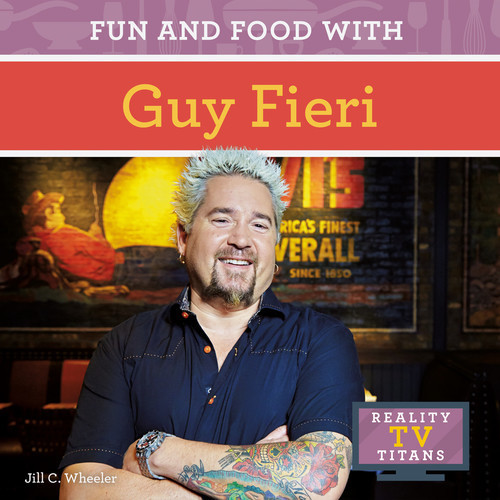 Cover: Fun and Food with Guy Fieri