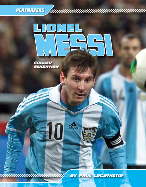 Cover: Lionel Messi: Soccer Sensation