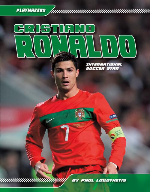 Cover: Cristiano Ronaldo: International Soccer Star