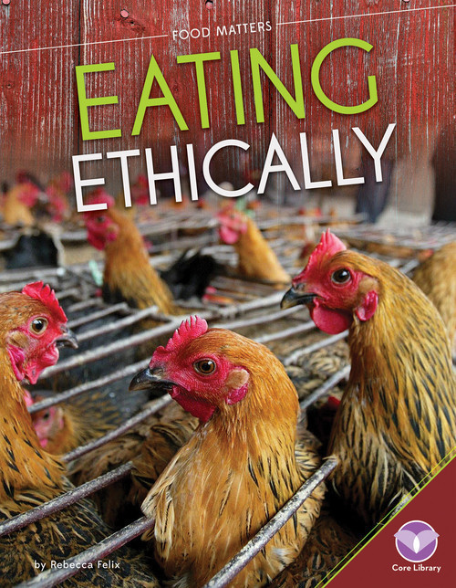 Cover: Eating Ethically