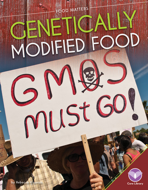 Cover: Genetically Modified Food