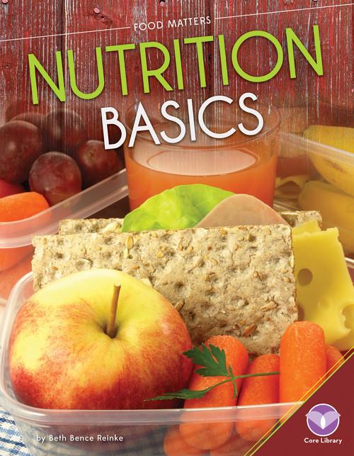 Cover: Nutrition Basics