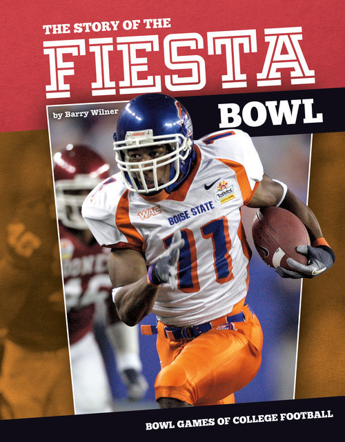 Cover: Story of the Fiesta Bowl