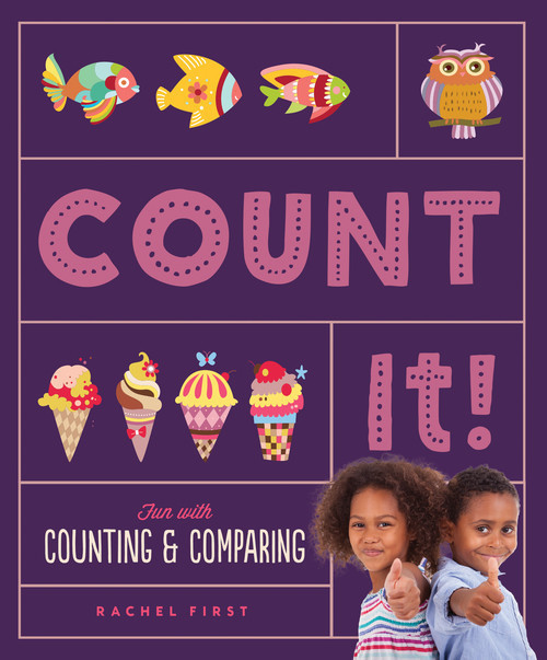 Cover: Count It! Fun with Counting & Comparing