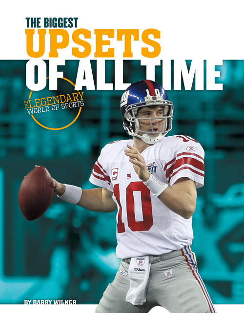 Cover: Biggest Upsets of All Time