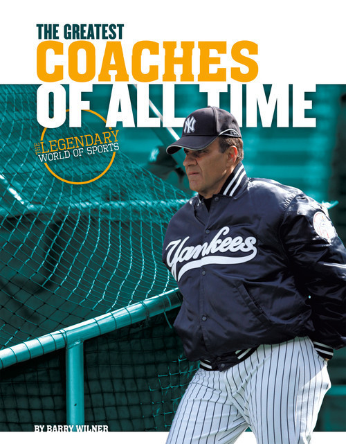Cover: Greatest Coaches of All Time