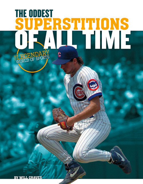 Cover: Oddest Superstitions of All Time