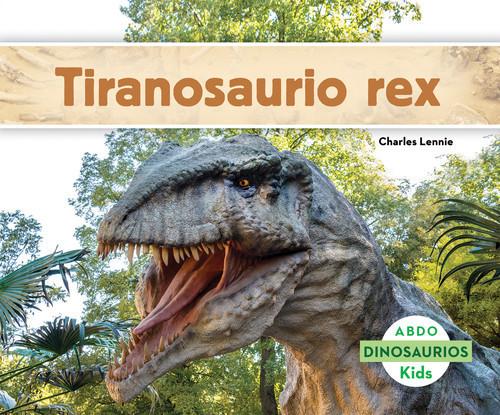 Cover: Tiranosaurio rex